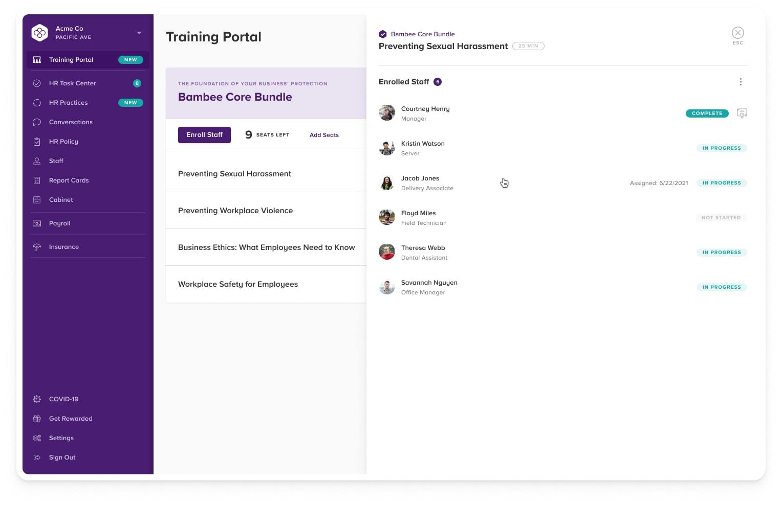 Training-Portal-–-Course-Detail
